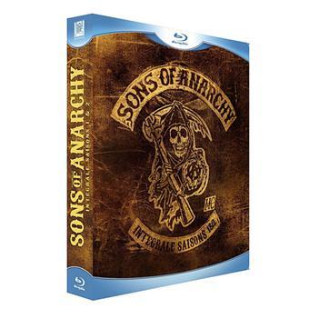 Sons of AnarchySons of Anarchy - Coffret intégral des Saison 1 et 2 - Blu-Ray