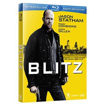 Blitz Blu-ray