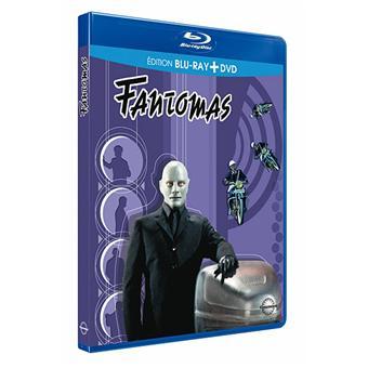Fantômas - Combo Blu-Ray + DVD