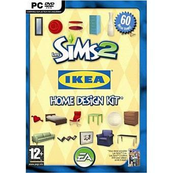 les sims 2 kit ikea home design jeux vid o achat prix fnac. Black Bedroom Furniture Sets. Home Design Ideas