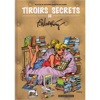Tiroirs secretsTiroirs secrets
