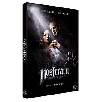 Nosferatu, fantôme de la nuit DVD