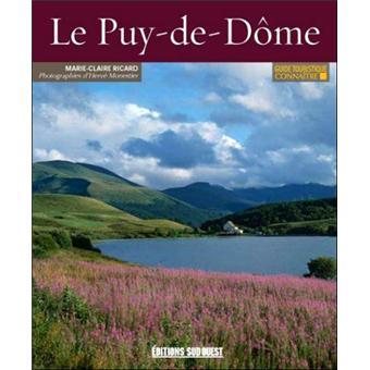 Puy-de-Dôme - Marie-Claire Ricard