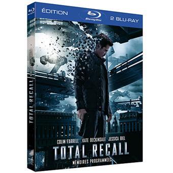 Total Recall : mémoires programmées - 2 Blu-Ray