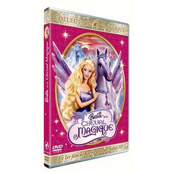 Barbie et le cheval magique dvd zone 2 achat prix fnac - Barbie et le cheval magique ...