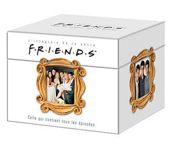 FriendsFriends - Coffret intégral des Saisons 1 à 10 - Nouveau Packaging Vivabox