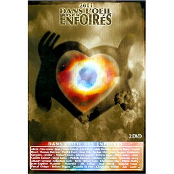 2011 DANS L OEIL DES ENFOIRES/2DVD
