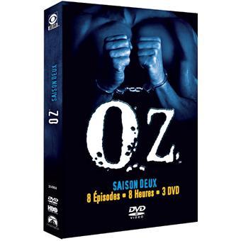 """Oz""""Oz"" - Coffret intégral de la Saison 2"
