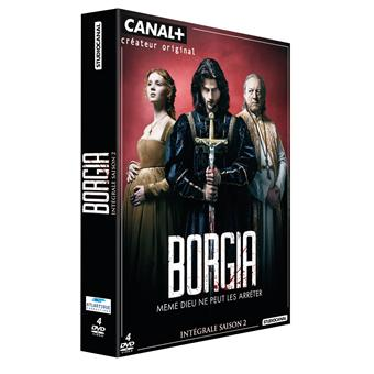 BorgiaBorgia - Coffret intégral de la Saison 2
