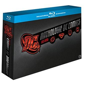 DC Comics Films - Coffret 8 Films - Blu-Ray