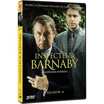 Inspecteur BarnabyInspecteur Barnaby - Coffret intégral de la Saison 6