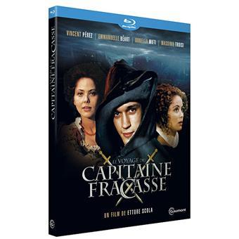 Le voyage du capitaine Fracasse Blu-ray