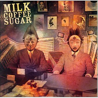 Alien Milk Coffee And Sugar