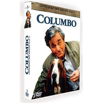 ColumboColumbo - Coffret intégral des Saisons 10 et 11