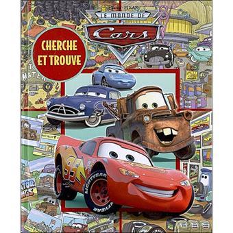 Cars Cherche Et Trouve Cars