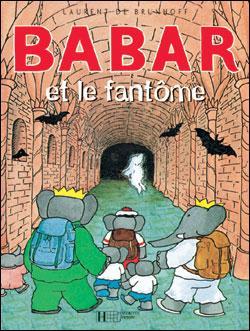 BabarBabar et le fantôme