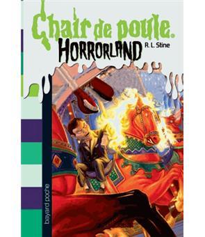 Horrorland Terreur A Panik Park Tome 12 Horrorland