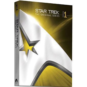 Star TrekStar Trek - Coffret intégral de la Saison 1