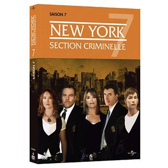 New York Section CriminelleNew York Section Criminelle - Coffret intégral de la Saison 7