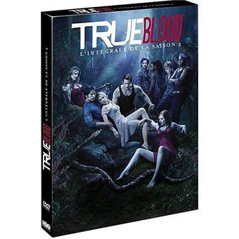 True BloodCoffret intégral de la Saison 3