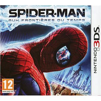 Spider man aux fronti res du temps jeux vid o achat - Jeux de spiderman 7 ...