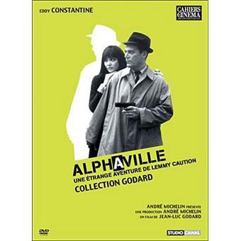 Alphaville, une étrange aventure de Lemmy Caution - Nouvelle Edition