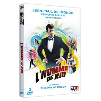 L'homme de Rio - 2 DVD
