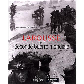 Larousse de la Seconde Guerre Mondiale d4035fcbd51d