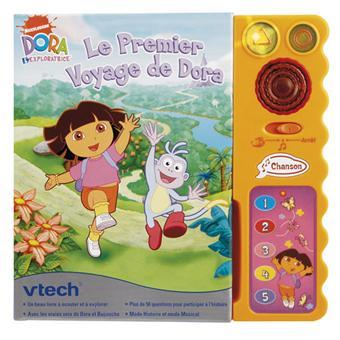 Vtech Magi Livre Interactif Dora