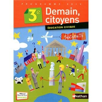 education civique 3eme