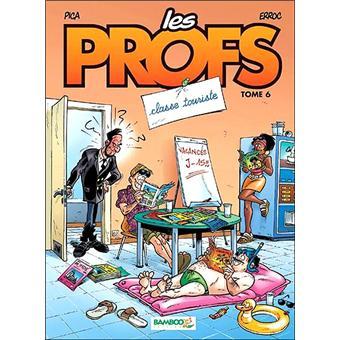 livre bd les profs