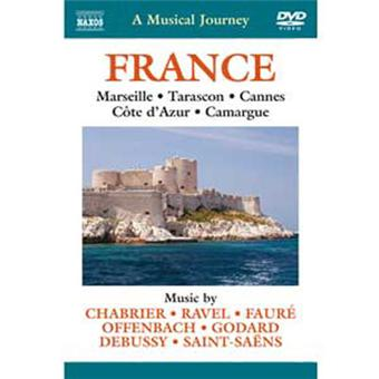 A MUSICAL JOURNEY: FRANCE/DVD