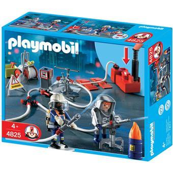 playmobil 4825 pompiers et matriel dincendie - Playmobil Pompier