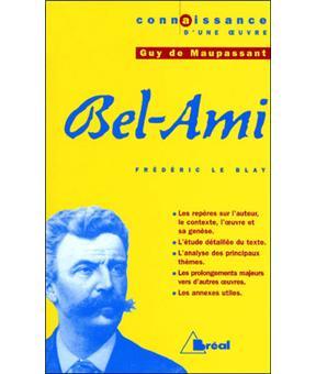 """Bel-ami"", Guy de Maupassant - Frédéric Le Blay"