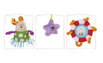 Taf Toys - Kooky Barre d'activités