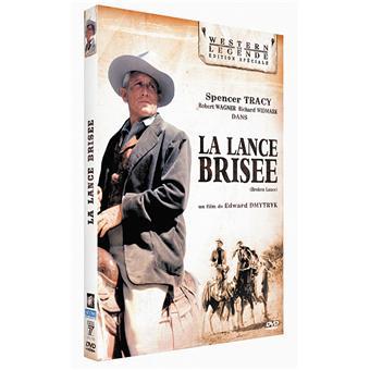 La Lance brisée DVD