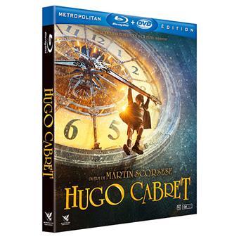 Hugo Cabret - Combo Blu-Ray + DVD