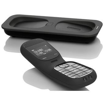 Téléphone fixe TELEFUNKEN TD101 NOIR