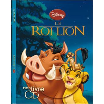Le Roi Lion Livre Avec Un Cd Audio Le Roi Lion