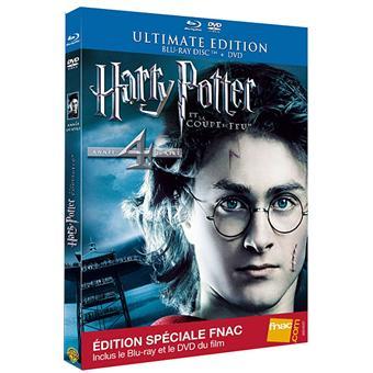 Harry potter et la coupe de feu combo blu ray dvd edition sp ciale fnac blu ray achat - Acteur harry potter et la coupe de feu ...