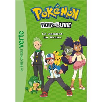 Les PokémonPokémon 03 - Le combat de Sacha