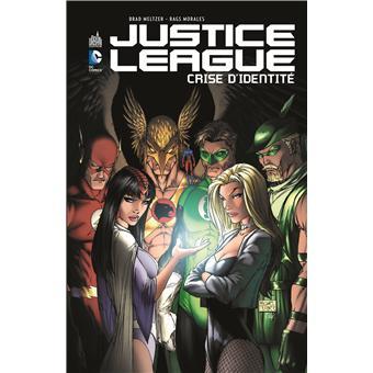 Justice leagueCrise d'identite