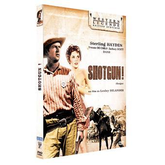 Shotgun ! DVD