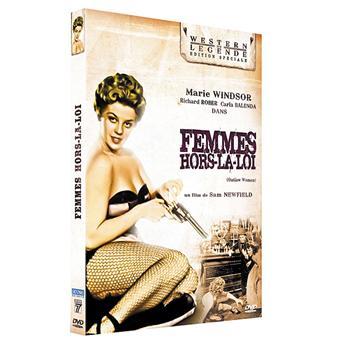 Femmes hors-la-loi DVD