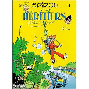Spirou et FantasioSpirou et les héritiers