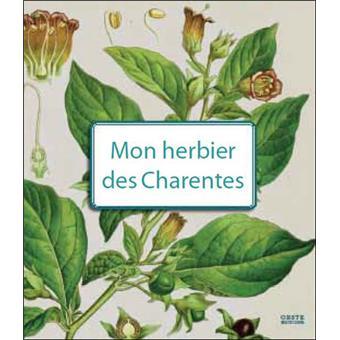 Mon herbier des Charentes