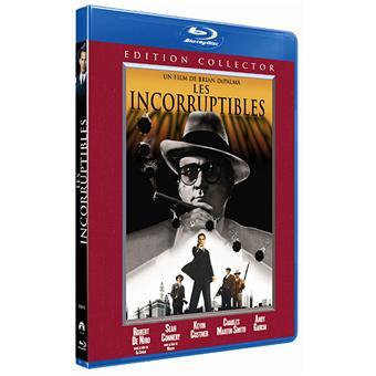 Les Incorruptibles - Blu-Ray