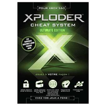 PQUBE XPLODER ULTIMATE EDITION X360