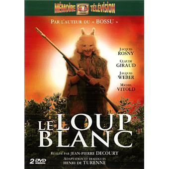 Le Loup Blanc - Coffret