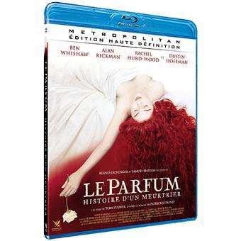 Le parfum Histoire d'un meurtrier Blu-ray